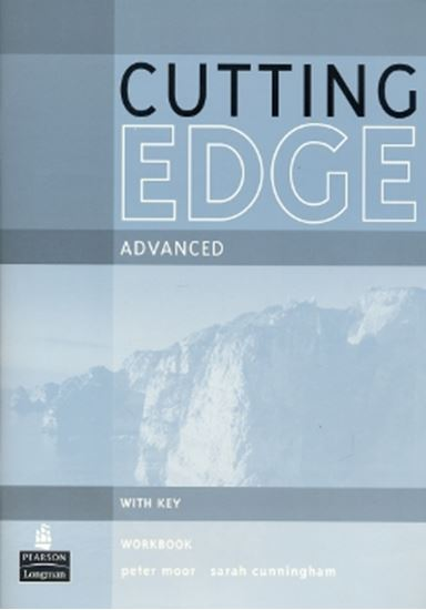 Picture of CTTING EDGE ADVANCED WORK BOOK WITH KEY
