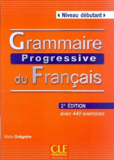 Picture of GRAMMAIRE PROGRESSIVE DU FR. DEBUTANT - LIVRE AVEC 440 EXERCICES - 2º ED