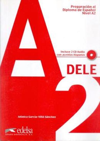 Picture of PREPARACION AL DIPLOMA DE ESPANOL - DELE A2 - LIVRO + CD 2010