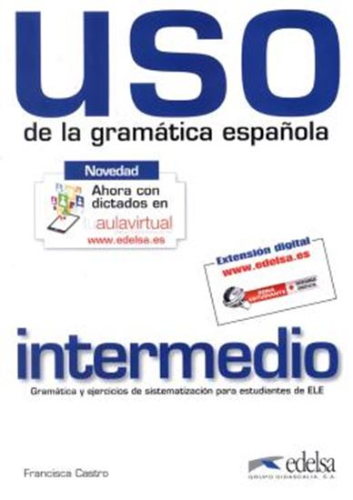 Picture of USO DE LA GRAMATICA INTERMEDIO - NUEVA EDICION REVISADA Y A COLOR