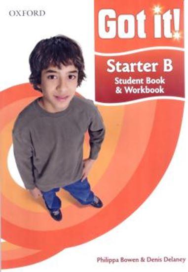 Picture of GOT IT! STARTER B SB/WB - 1ST ED
