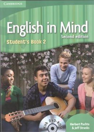 Picture of ENGLISH IN MIND 2 SB WITH DVD-ROM - 2ND ED