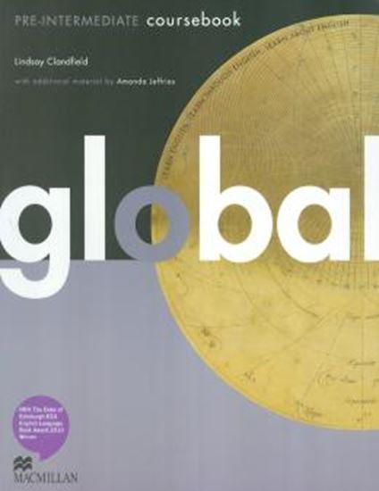 Picture of GLOBAL PRE-INTERMEDIATE - STUDENT´S BOOK