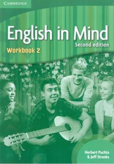 Picture of ENGLISH IN MIND 2 WORKBOOK - SECOND EDITION