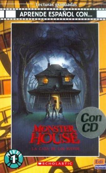 Picture of MONSTER HOUSE, LA CASA DE LOS SUSTOS + CD AUDIO