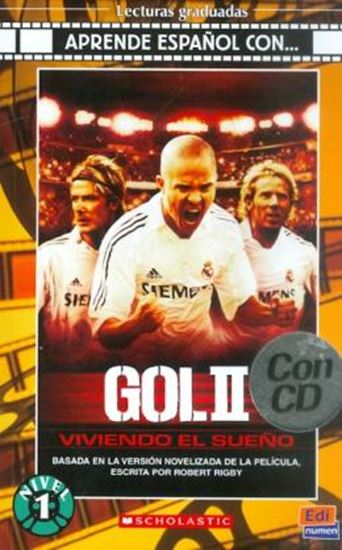 Picture of GOL II - VIVIENDO EL SUENO + CD AUDIO