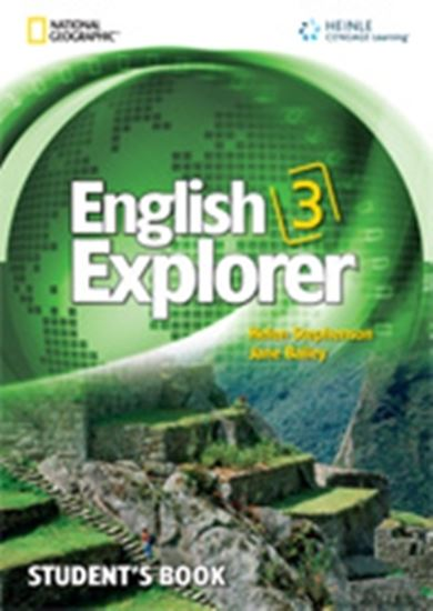 Picture of ENGLISH EXPLORER 3 SB + WITH MULTIROM