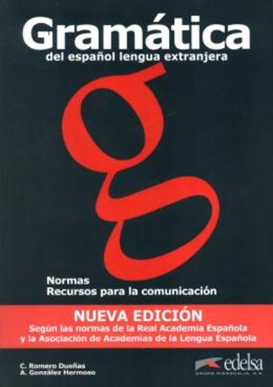 Picture of GRAMATICA DE ESPANOL LENGUA EXTRANJERA - NUEVA EDICION