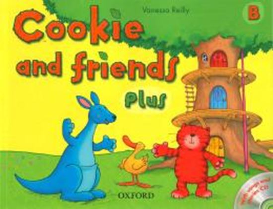 Picture of COOKIE AND FRIENDS PLUS B SB - WITH CD-ROM