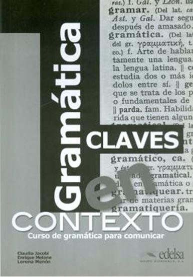 Picture of GRAMATICA EN CONTEXTO A1-B2 - CUADERNO DE CLAVES