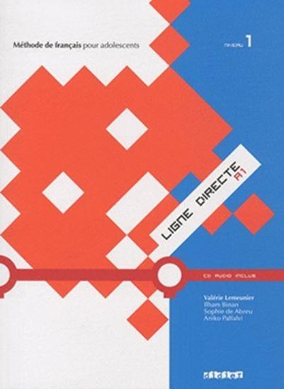 Picture of LIGNE DIRECTE 1 (A1) - LIVRE DE L´ELEVE + CD AUDIO