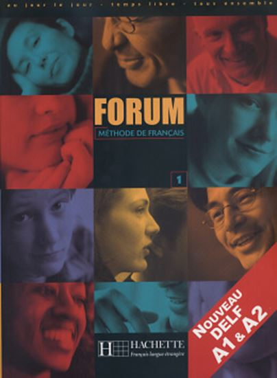Picture of FORUM LIVRE DE L´ELEVE 1