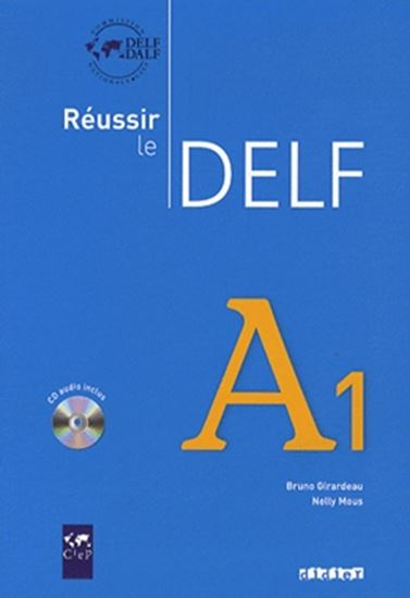 Picture of REUSSIR LE DELF A1  (2010) - LIVRE + CD AUDIO