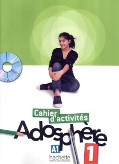 Picture of ADOSPHERE 1  (A1.1) - CAHIER D´ACTIVITES + CD-ROM