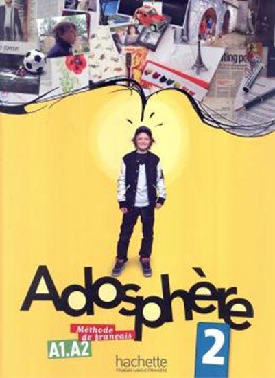 Picture of ADOSPHERE 2 (A1.2-A2) - LIVRE DE L´ELEVE + CD AUDIO