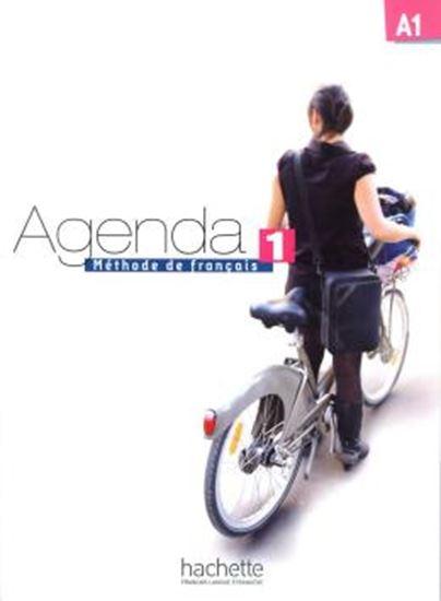 Picture of AGENDA 1 (A1) - LIVRE DE L´ELEVE + DVD-ROM
