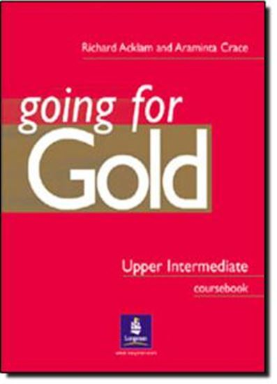 Picture of GOING FOR GOLD UPPER-INTERMEDIATE  STUDENT´S BOOK