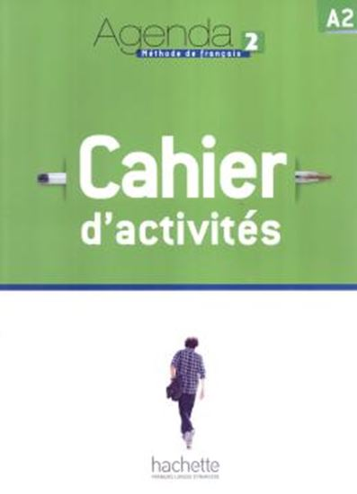 Picture of AGENDA 2 (A2) - CAHIER D´ACTIVITES + CD AUDIO
