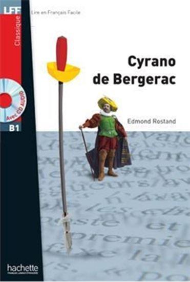 Picture of CYRANO DE BERGERAC + CD AUDIO MP3