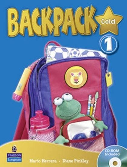 Picture of BACKPACK GOLD 1 SB PACK CD ROM