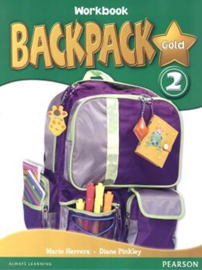 Picture of BACKPACK GOLD 2 WB PACK - WITH AUDIO-CD