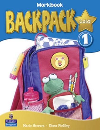 Picture of BACKPACK GOLD 1 WORKBOOK AUD CD PACK