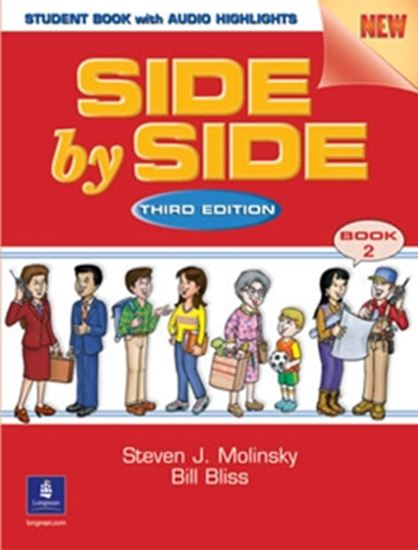Picture of SIDE BY SIDE TB 2 THIRD EDITION