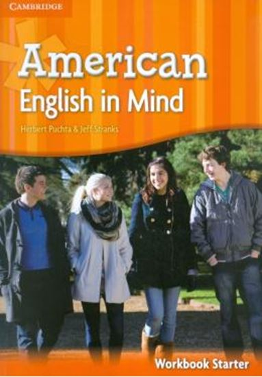 Picture of AMERICAN ENGLISH IN MIND STARTER WORKBOOK