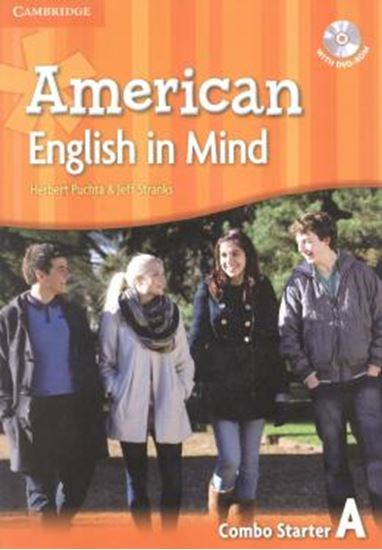 Picture of AMERICAN ENGLISH IN MIND STARTER A SB/WB/DVD ROM