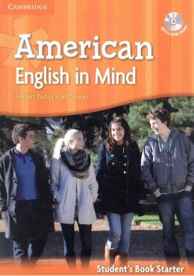 Picture of AMERICAN ENGLISH IN MIND STARTER SB WITH DVD-ROM
