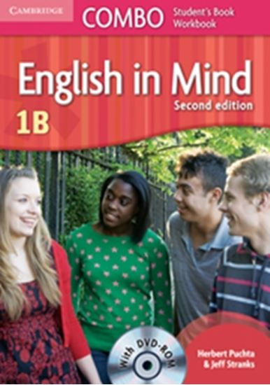 Picture of ENGLISH IN MIND 1B COMBO WITH DVD-ROM SECOND EDITION