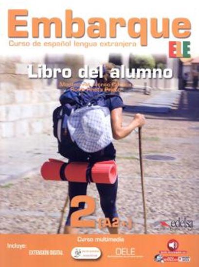 Picture of EMBARQUE 2 - LIBRO DEL ALUMNO