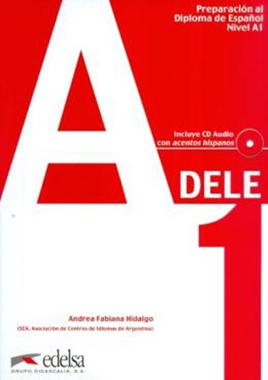 Picture of PREPARACION AL DIPLOMA DE ESP DELE A1 - LIBRO + CD AUDIO - NUEVA EDICION