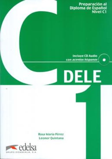 Picture of PREPARACION AL DIPLOMA DE ESP DELE C1 - LIBRO + CD AUDIO