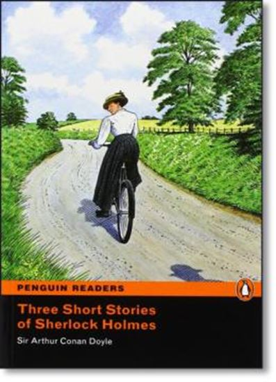Picture of THREE SHORT STORIES OF SHERLOCK HOLMES (P.R.2) PACK MP3