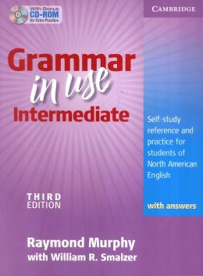 Picture of GRAMMAR IN USE INTERMEDIATE SB WITH ANSWERS AND CD-ROM - 3RD ED