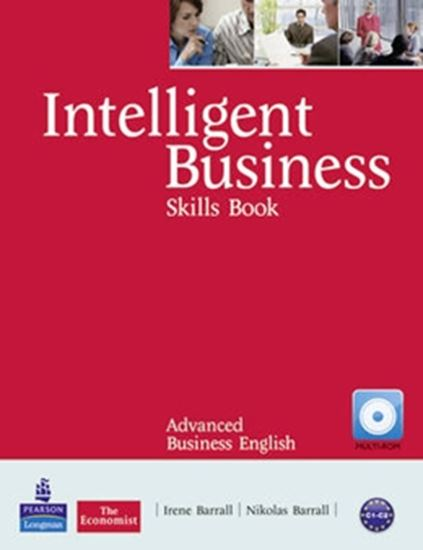 Picture of INTELLIGENT BUSINESS ADVANCED SKILLS BOOK CD-ROM PACK