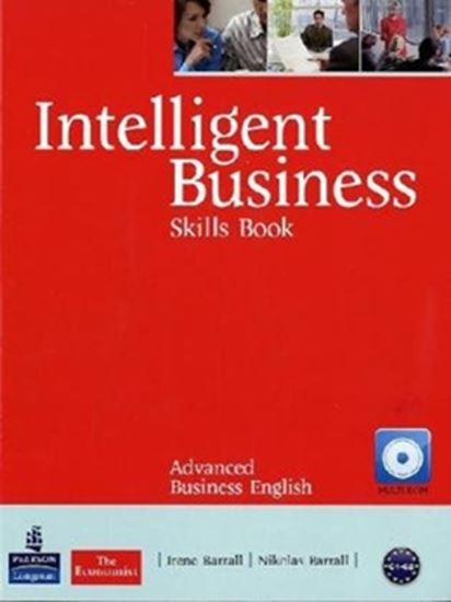 Picture of INTELLIGENT BUSINESS ADVANCED TEACHERS BOOK WITH CD-ROM PACK