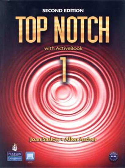 Picture of TOP NOTCH 1 STUDENT´S BOOK WITH ACTIVE BOOK CD-ROM - SECOND EDITION