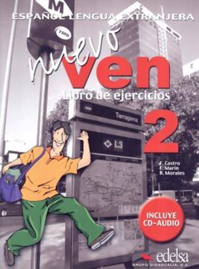 Picture of NUEVO VEN 2 LIBRO DE EJERCICIOS + CD AUDIO