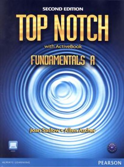 Picture of TOP NOTCH FUNDAMENTALS A SB&WB W/ACTBK CD-ROM - SECOND EDITION