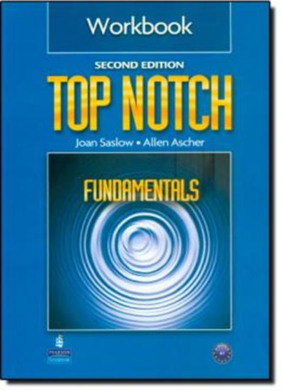 Picture of TOP NOTCH 2E FUNDTLS WB - SECOND EDITION