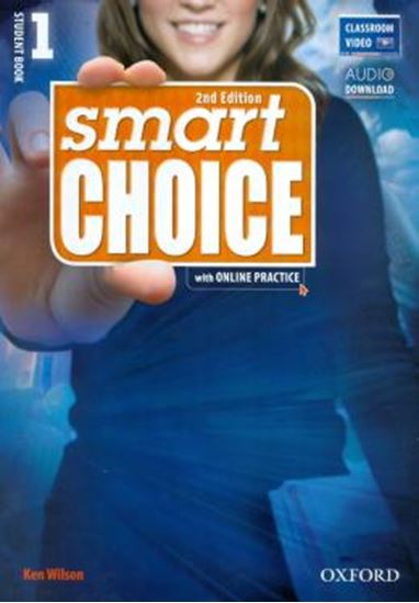 Picture of SMART CHOICE 1 SB WITH ONLINE PRACTICE - SECOND EDITION