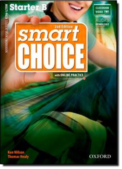 Picture of SMART CHOICE STARTER B MULTIPACK  WITH ONLINE PRACTICE - 2ND ED
