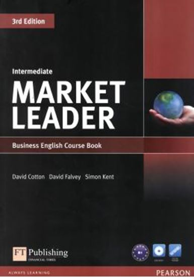 Picture of MARKET LEADER INTERMEDIATE SB WITH DVD ROM AND CLASS AUDIO  - 3RD ED