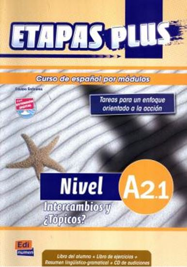 Picture of ETAPAS PLUS A2.1 - LIBRO DEL ALUMNO