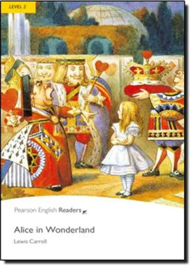 Picture of ALICE IN WONDERLAND WITH CD  AUDIO MP3