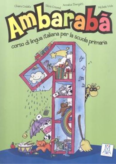 Picture of AMBARABA 1 - LIBRO DELLO STUDENTE