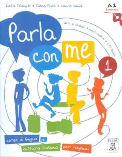 Picture of PARLA CON ME 1 - LIBRO + CD AUDIO