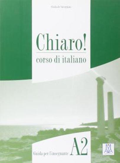 Picture of CHIARO! A2 - GUIDA PER INSEGNANTE + CD AUDIO
